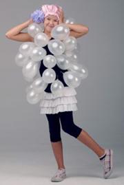 disfraz-bano-de-burbujas