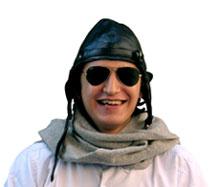 Fernando como aviador