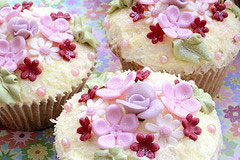 Cupcakes de jardî