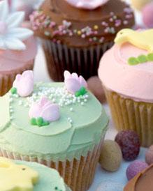 Cupcakes decoradas