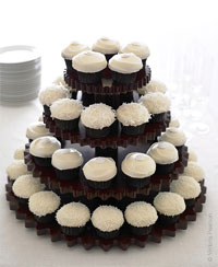 Cupcakes para boda