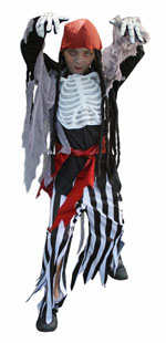 Un pirata esqueleto