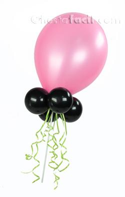 globos para una fiesta años 80